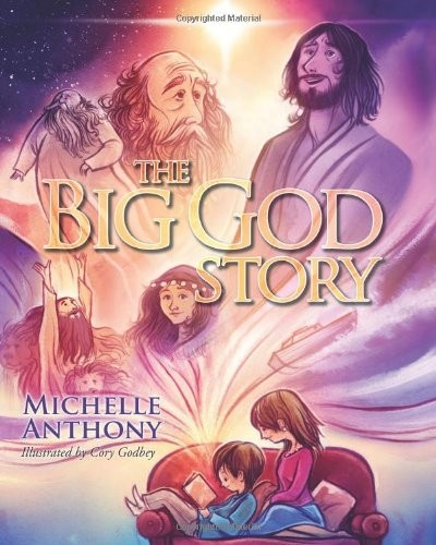 The big God story by Michelle Anthony