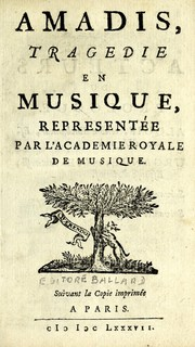 Cover of: Recueil des opera