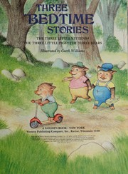 Cover of: Three Bedtime Stories/Big Stor | Golden Books