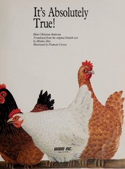 Cover of: It's Absolutely True