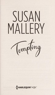 Cover of: Tempting | Susan Mallery