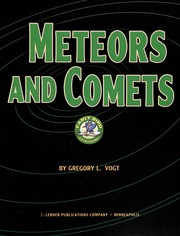 Cover of: Meteors and comets | Gregory Vogt