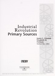 Cover of: Industrial Revolution | James L. Outman