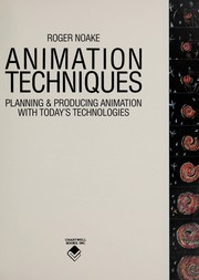 Cover of: Animation Techniques