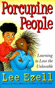 Cover of: Porcupine people
