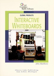 Cover of: Interactive whiteboards