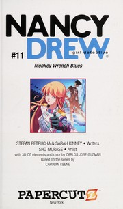 Cover of: Monkey wrench blues
