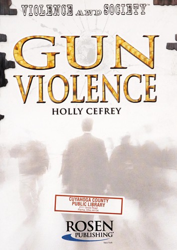 Gun violence by Holly Cefrey