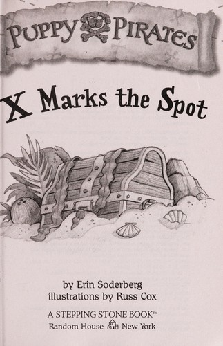 X marks the spot by Erin Soderberg