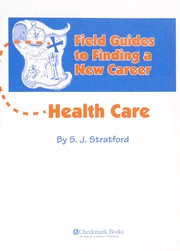 Cover of: Health care