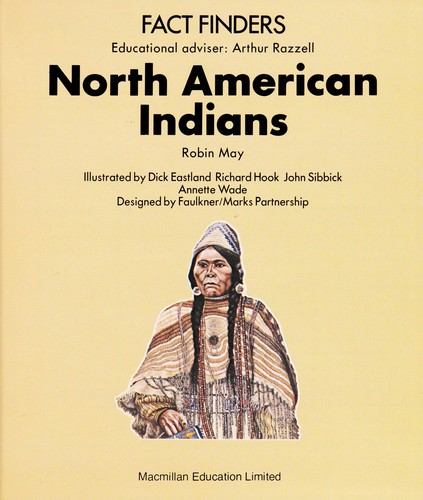 North American Indians by Robin May