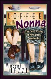 Cover of: Coffee With Nonna | Vincent M. Iezzi