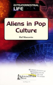 Cover of: Aliens in pop culture
