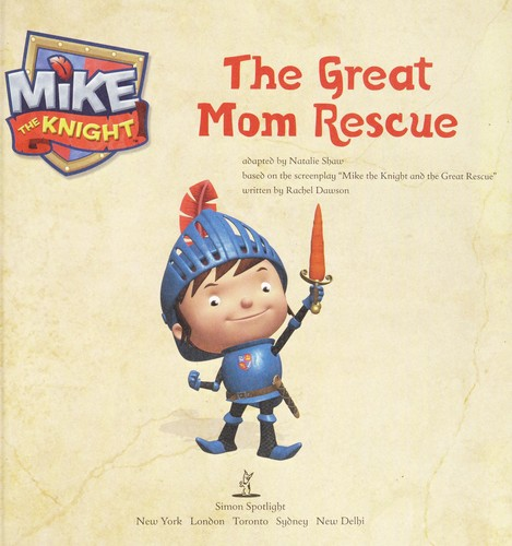 The great mom rescue by Natalie Shaw