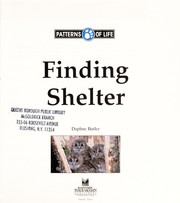 Cover of: Finding shelter