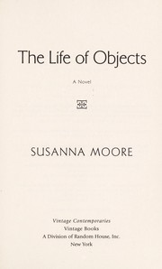 Cover of: Life of objects