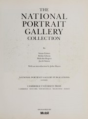Cover of: The National Portrait Gallery collection