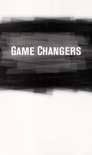 Cover of: Game changers