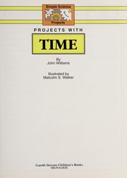 Cover of: Projects with time
