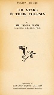 Cover of: The stars in their courses | James Jeans