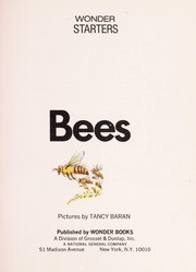 Cover of: Bees | Baran.