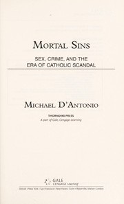 Cover of: Mortal sins | Michael D