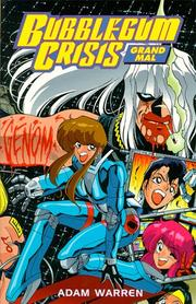 Cover of: Bubblegum Crisis