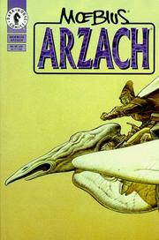 Cover of: Arzach
