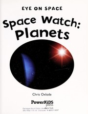 Cover of: Space watch