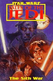Cover of: Star wars, tales of the Jedi