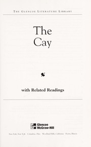 Cover of: The cay | Taylor, Theodore