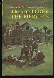 Cover of: Alfred Hitchcock and the three investigators in The mystery of the fiery eye