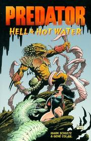 Cover of: Predator | Mark Schultz