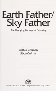 Cover of: Earth father/sky father