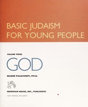 Cover of: Basic Judaism for young people. | Naomi E. Pasachoff