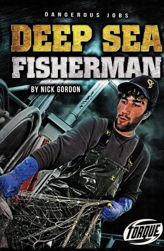 Deep sea fisherman by Nick Gordon