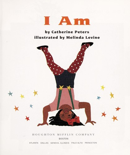 I am by Catherine Peters