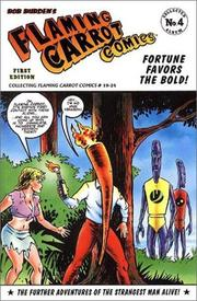 Cover of: Flaming Carrot comics, fortune favors the bold!