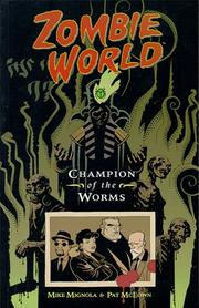 Cover of: Champion of the worms