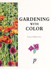 Cover of: Gardening with colour