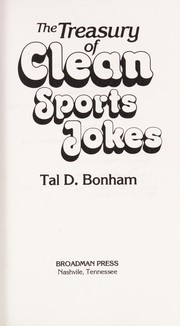 Cover of: The treasury of clean sports jokes
