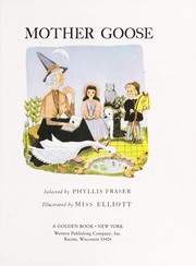 Cover of: Mother Goose | Golden Books