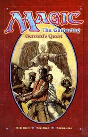 Cover of: Magic - The Gathering: Gerrard`s Quest