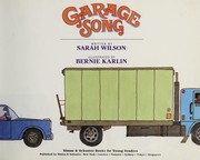 Cover of: Garage song