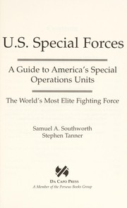 Cover of: U. S. Special Forces