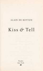 Cover of: Kiss & tell