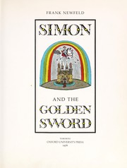 Cover of: Simon and the golden sword | Frank Newfeld