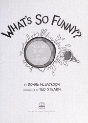 Cover of: What's so funny?