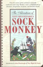 Cover of: The Adventures of Tony Millionaire