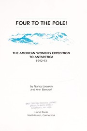 Cover of: Four to the Pole!
